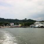 Arrivée à Koh Chang