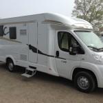 Mon nouveau camping car