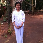 Khuanjit en nonne pour un week-end