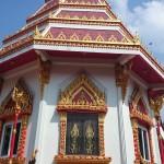 Le temple du village