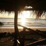 Coucher de soleil sur Ban Cheun Beach