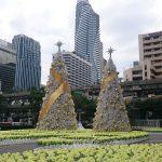 Décoration de Noël à Bangkok