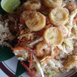 Pad Thaï à Ban Cheun Beach