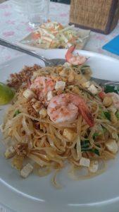 Délicieux Pad Thaï
