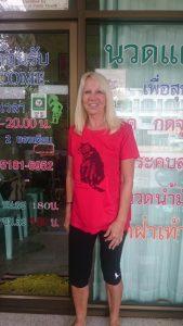Masseuse à Phetchaburi