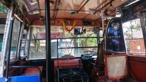 Bus Fort Kochi - Alleppey