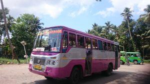 Bus Cherthala Alleypey
