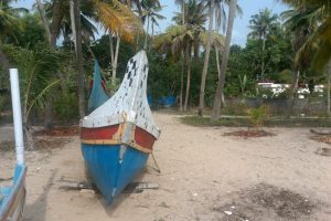 Marariculum - Village de pêcheurs