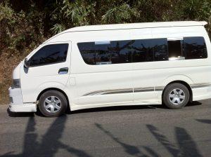 Le mini-bus