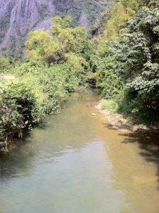 Nam Song, la rivière